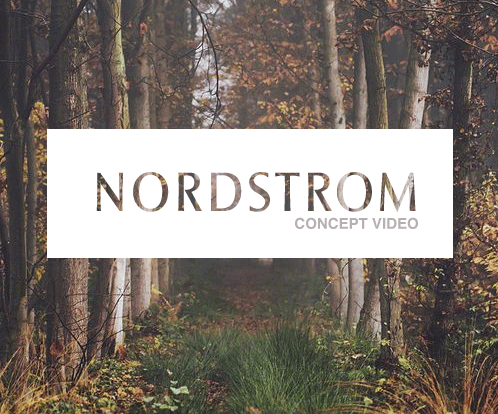 Nordstrom Concept Video