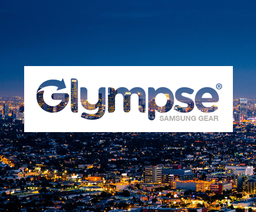 Glympse Samsung Watch App